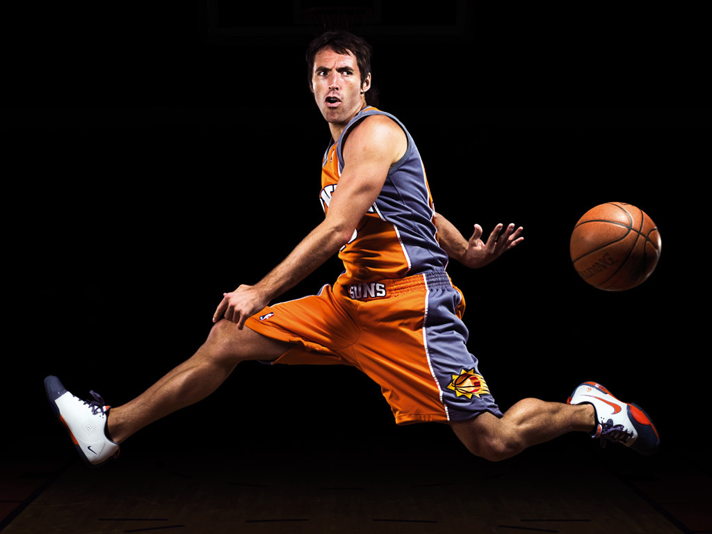 Basketball Players: Great Basketball Players Wallpapers For Free: Steve Nash