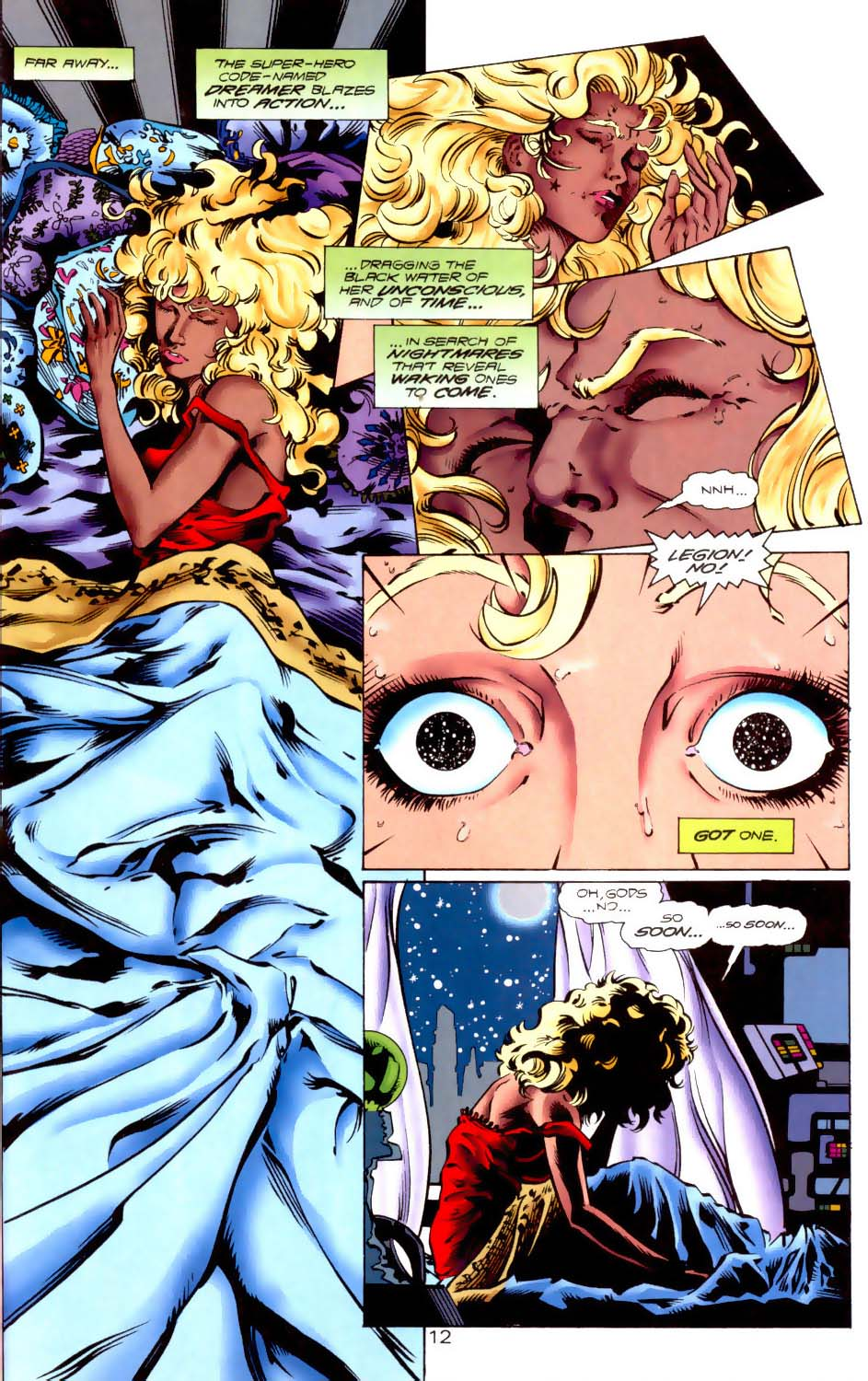 Legion of Super-Heroes (1989) 121 Page 11