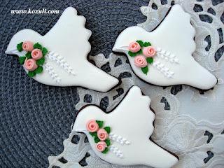 Свадебное имбирное печенье.