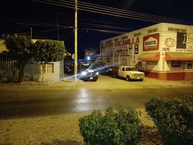 Sicarios disparan ráfagas y dejan mensaje en casa de familiares de procurador de Guanajuato