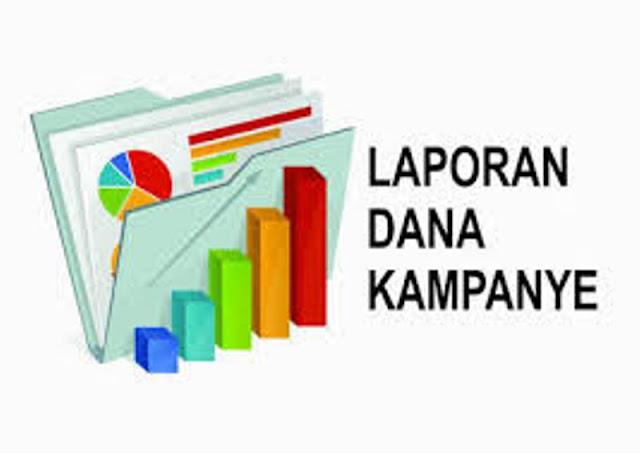 Laporan Awal Dana Kampanye  Parpol di Sumut , PAN Rp35 Juta, Hanura Rp0