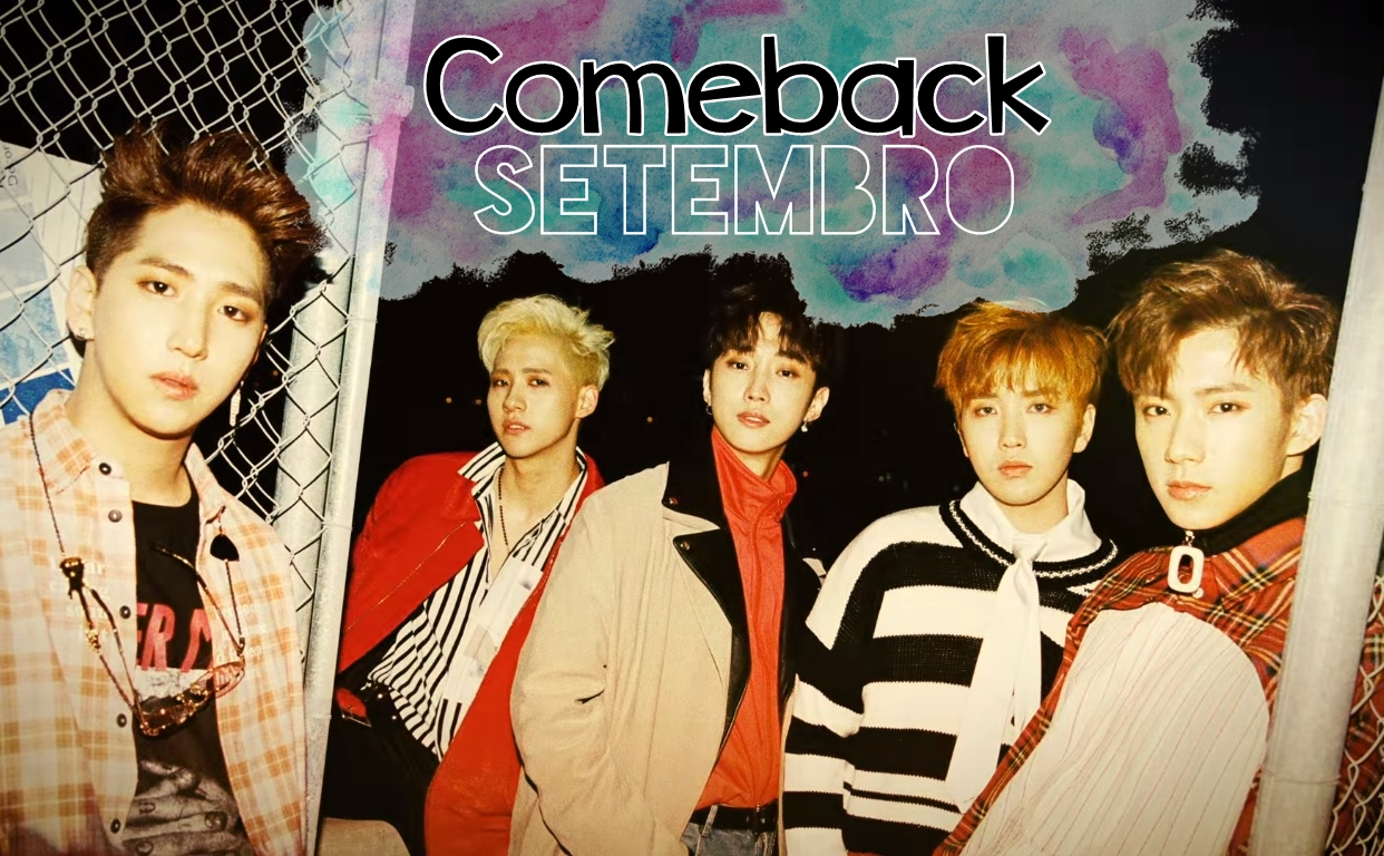 |K-Pop| Melhores comebacks de setembro