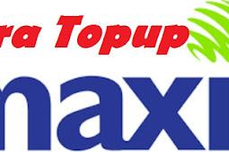 4 Cara Topup Maxis 2019