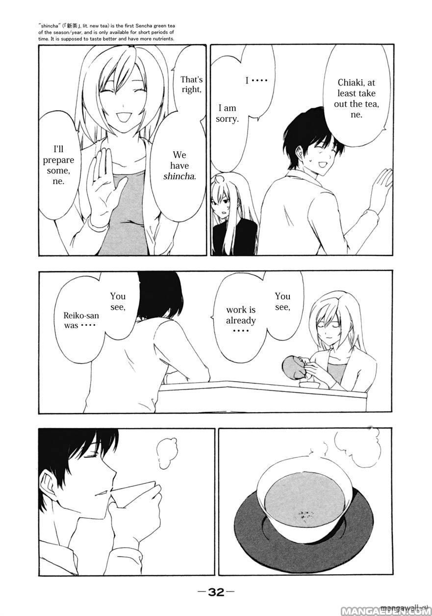 Minami-ke - Chapter 163
