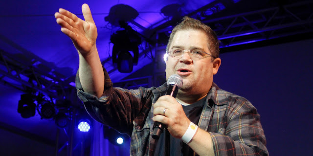 Comedian Patton Oswalt Explains My Little Pony