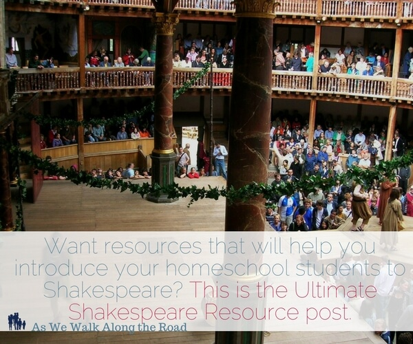 Introduction to Shakespeare for kids