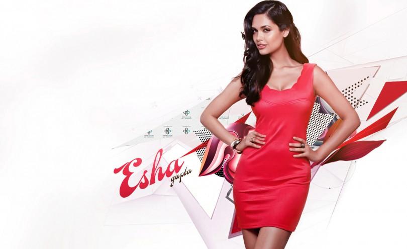 Esha Gupta Full Nangi Pictures-Sexy Wallpaper 2015-Indian -6203