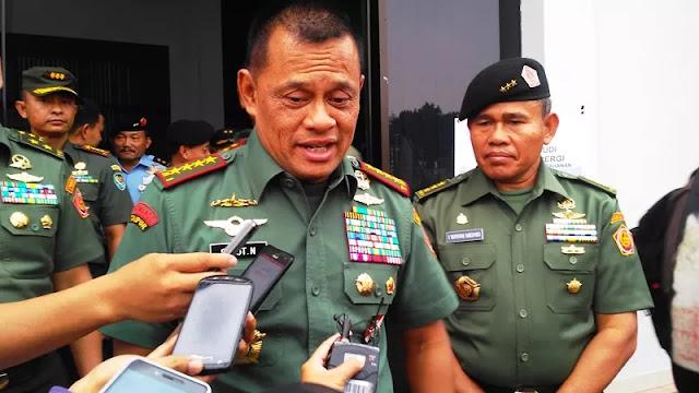 Tidak Cuma Prabowo, Gatot Juga Sowan Ke Mega Dan SBY