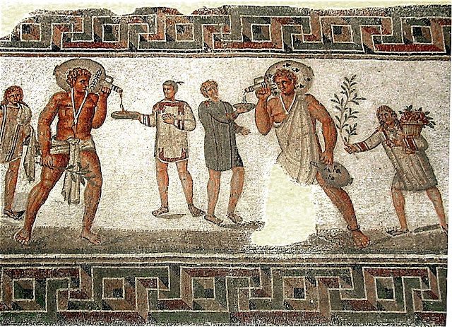 Esclavos Roma