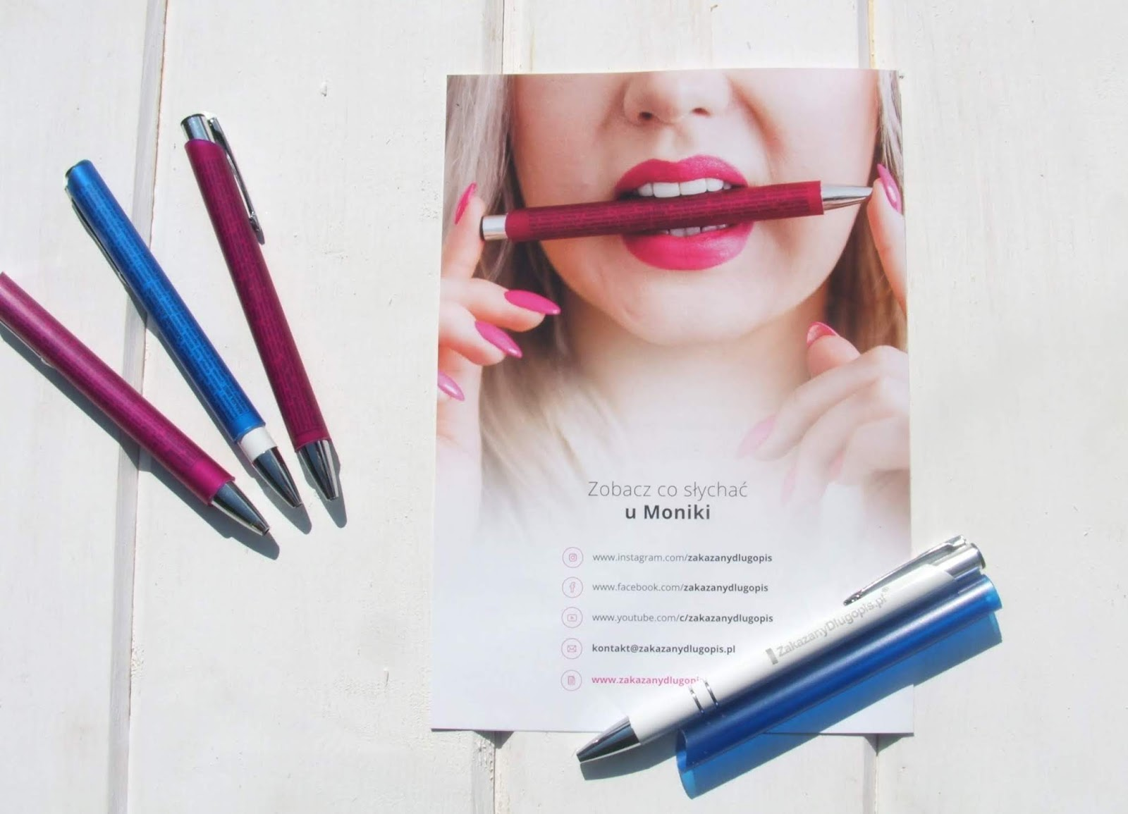 Ściągnie jeszcze nigdy nie było tak proste | Zakazany długopis®