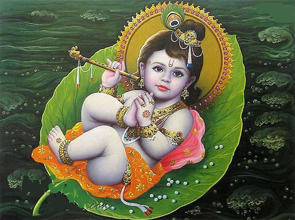 The Birthday of Lord Krishna in Mathura and Vrindavan