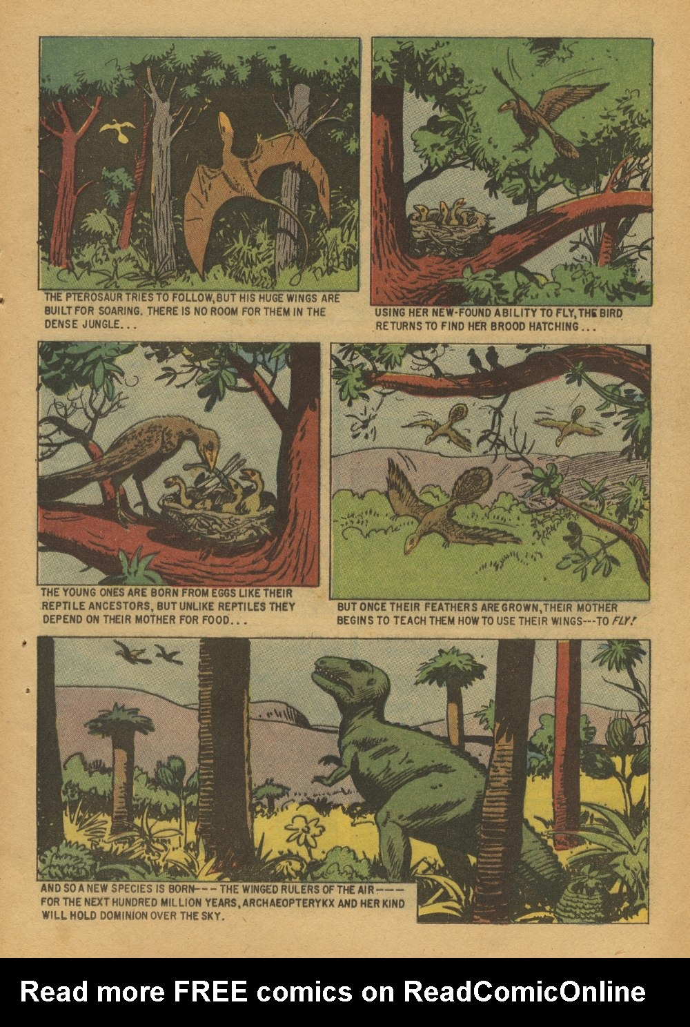 Read online Turok, Son of Stone comic -  Issue #12 - 21