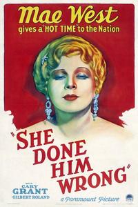 Watch She Done Him Wrong Online Free in HD