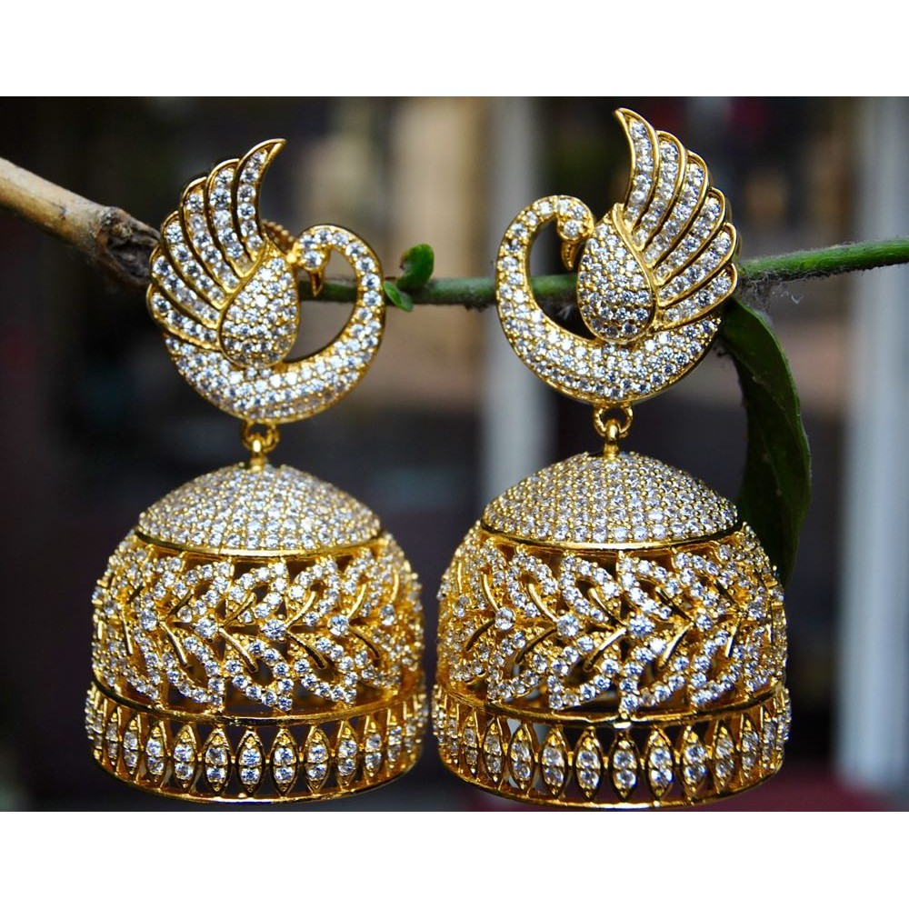 Latest Jhumka Earrings Designs In 2017