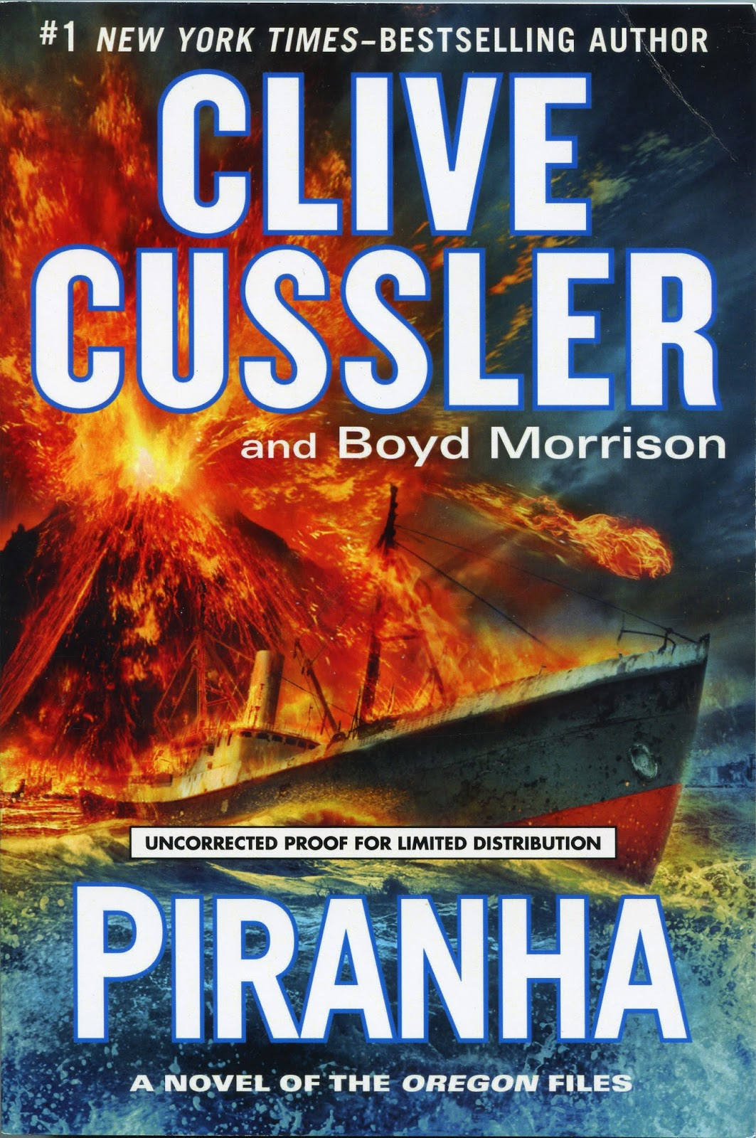 Clive Cussler Book Collecting