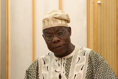 obasanjo and abuja rail project