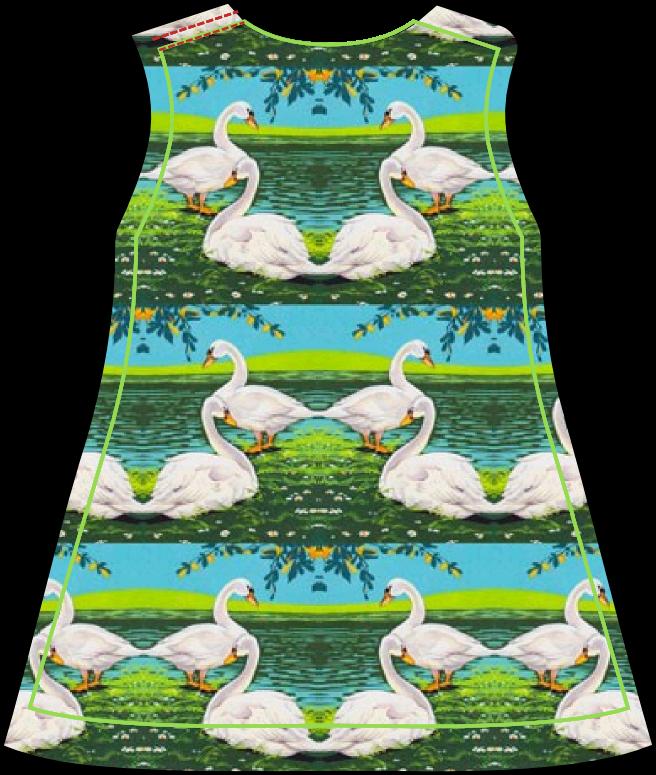 426c16f01c7e62 de dromenfabriek: Gratis patroon tricot jurkje met lange mouw
