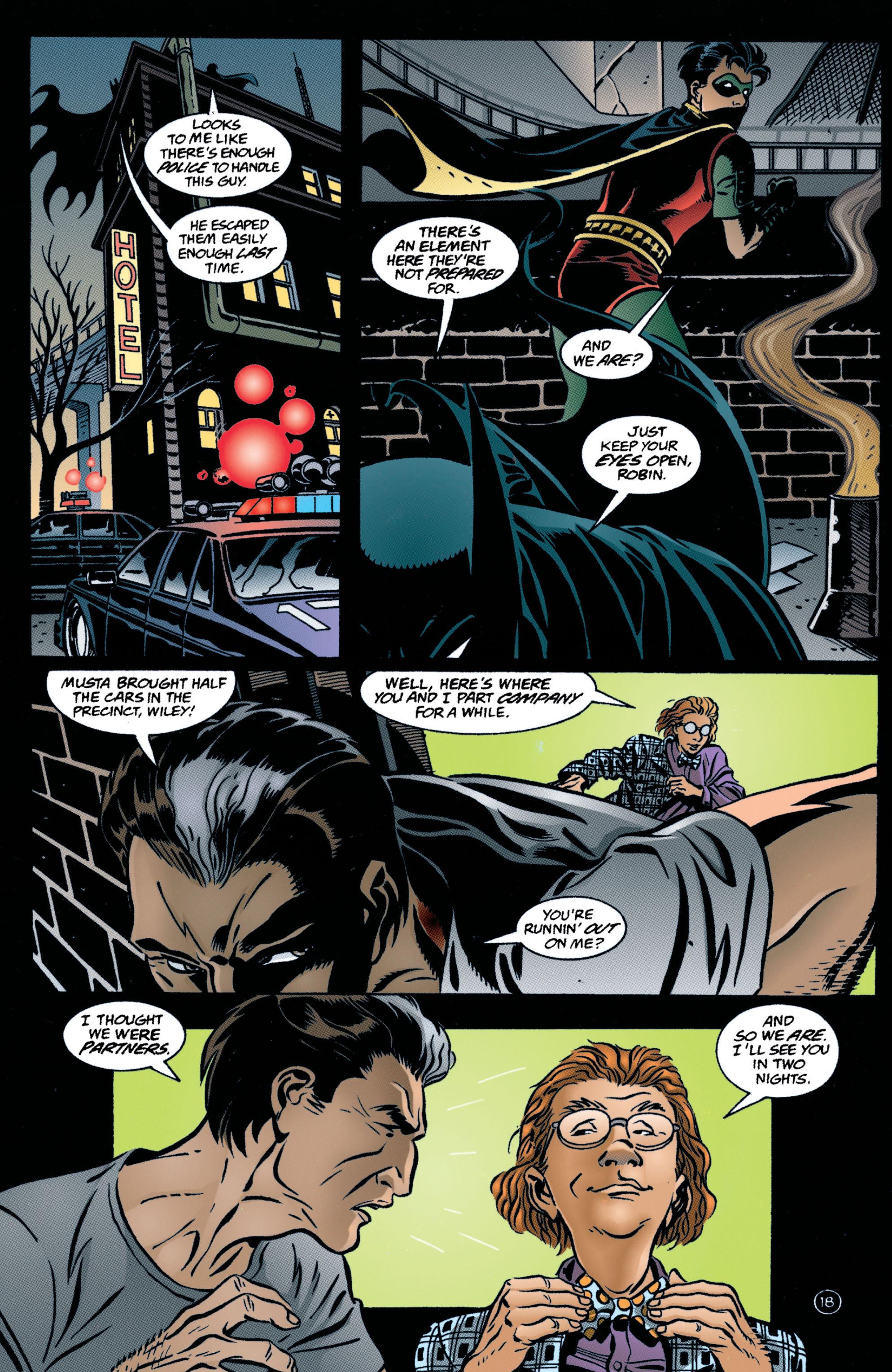 Detective Comics (1937) 714 Page 18