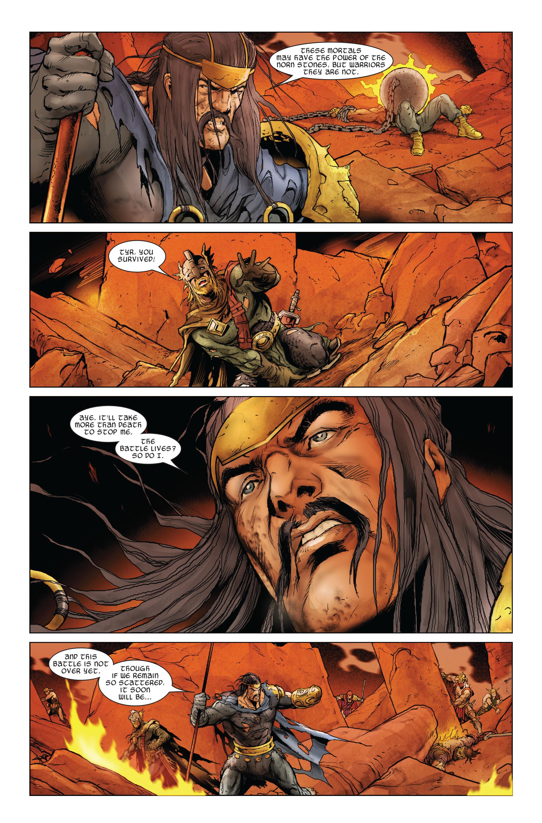 Thor (2007) Issue #609 #22 - English 8