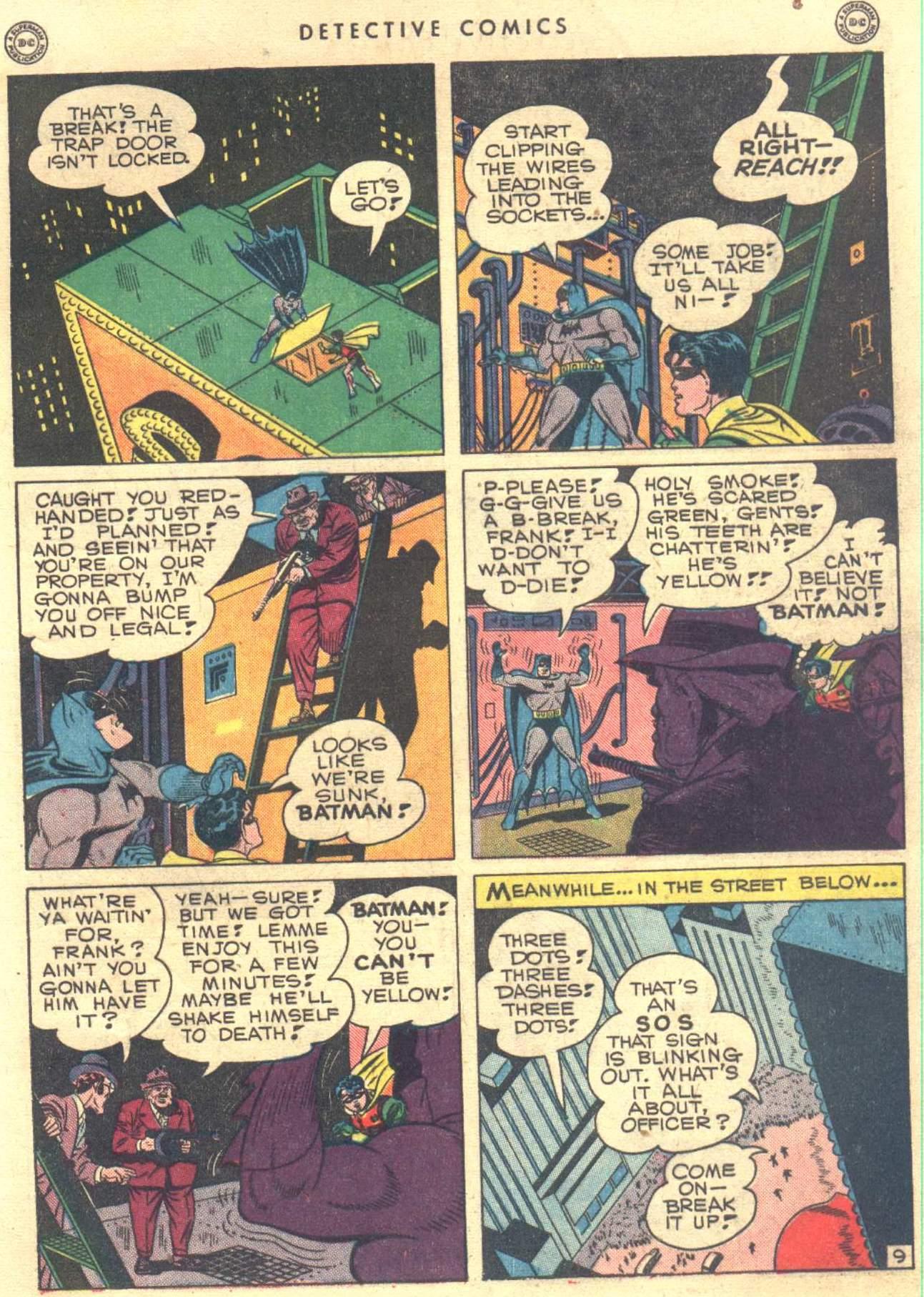 Read online Detective Comics (1937) comic -  Issue #104 - 11