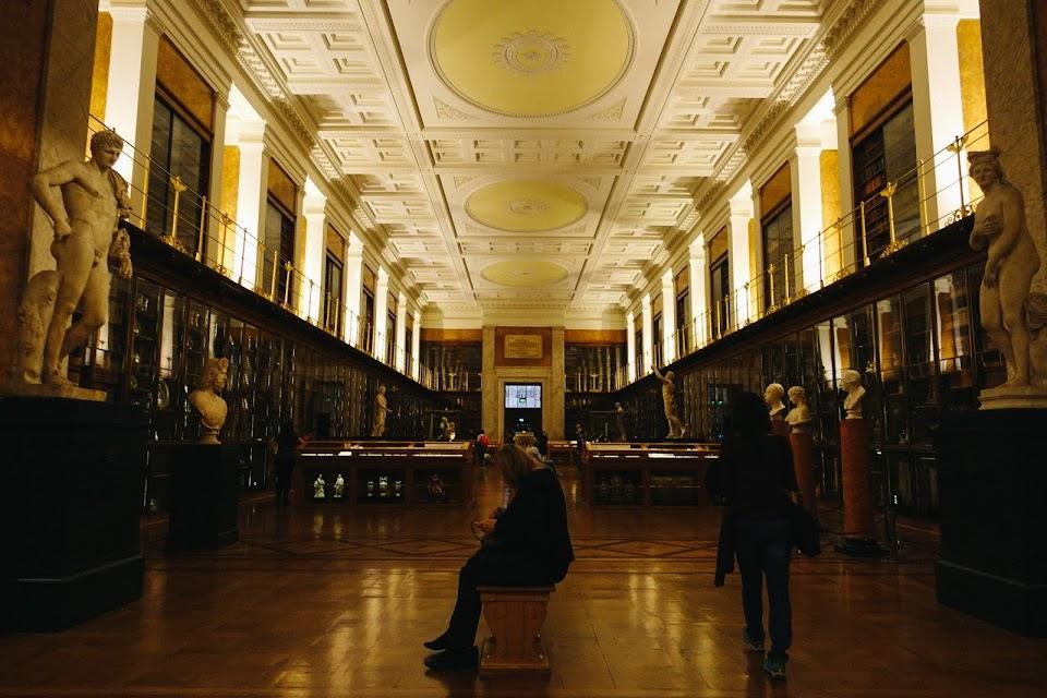 旧キングス・ライブラリー(The King's Library)
