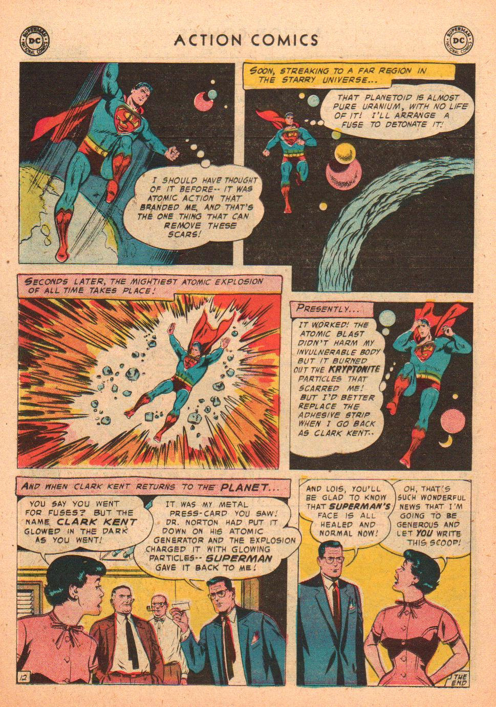 Read online Action Comics (1938) comic -  Issue #239 - 14
