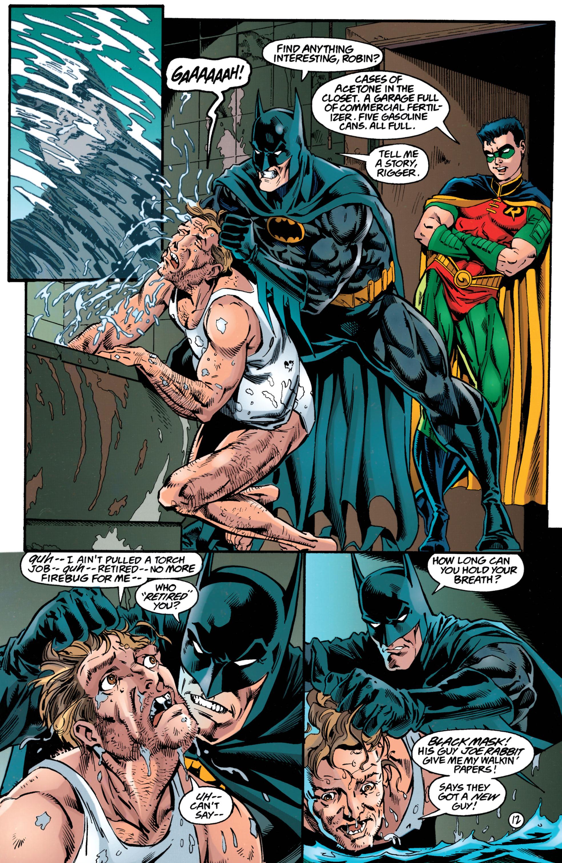 Detective Comics (1937) 689 Page 12