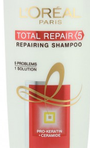 My Experience with L'Oreal Paris Total Repair 5 Repairing Shampoo