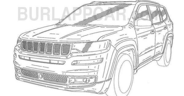 burlappcar 2018 19 jeep 7 seater model new grand cherokee. Black Bedroom Furniture Sets. Home Design Ideas