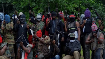 Image result for Quit Notice: Yorubas, Hausas must vacate Niger Delta by October 1 - Militants insist