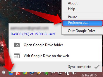 Move Google Drive & Dropbox Others Location To Save & Protect Data 13