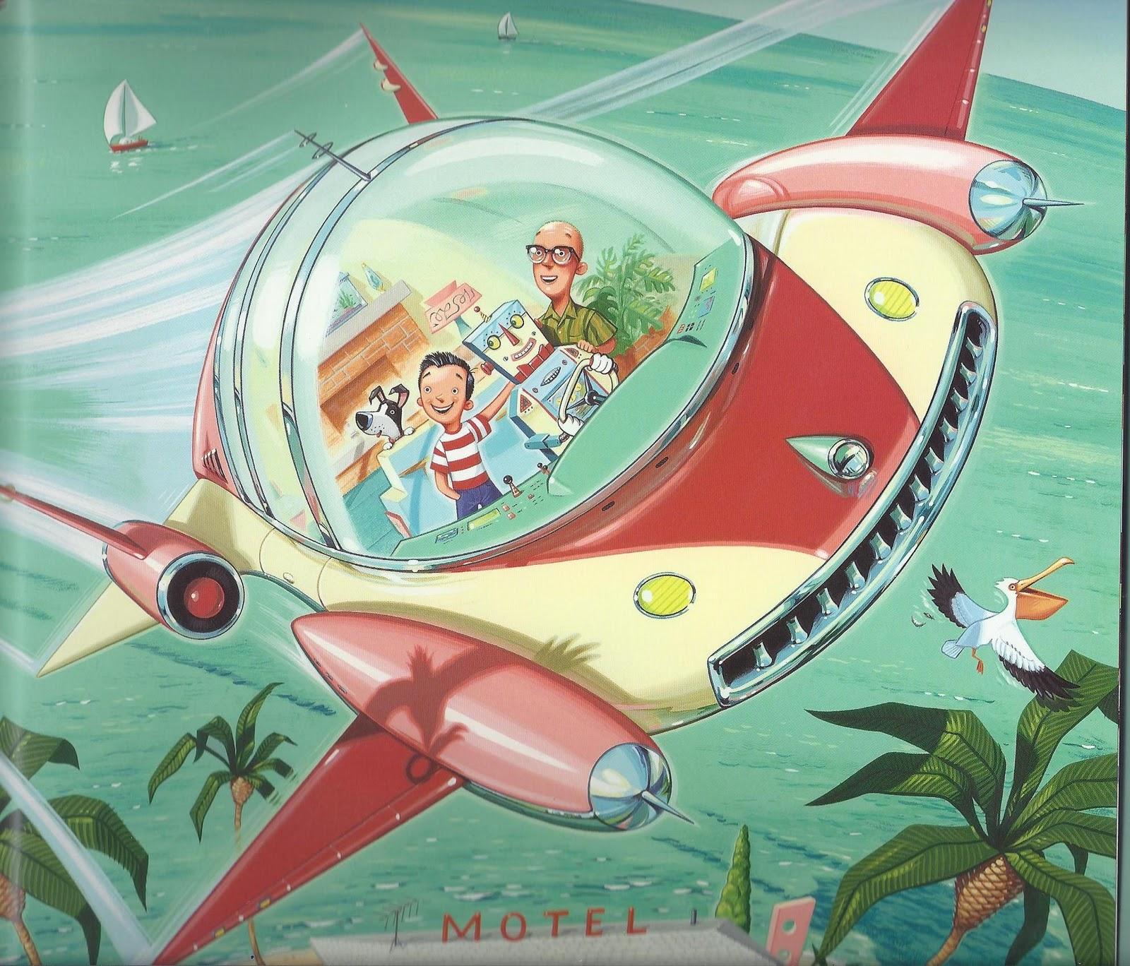 Excellent Kids' Books: If I Built A Car By Chris Van Dusen