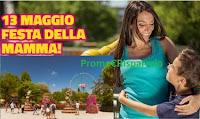 Logo Mirabilandia: scarica il coupon, l'ingresso per le mamme è gratis e un regalo speciale le attende!