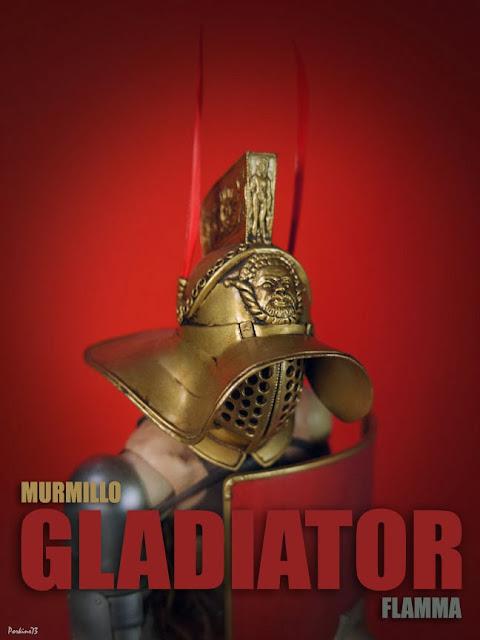 toyhaven: ACI 1/6 Flamma Gladiator of Rome 12-inch