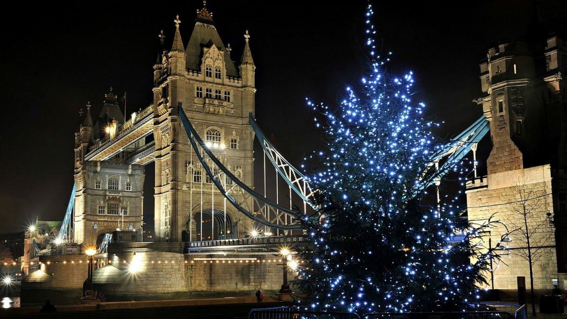 Natale Capodanno: Londra e Dublino tra le peggiori destinazioni per le Vacanze Natalizie