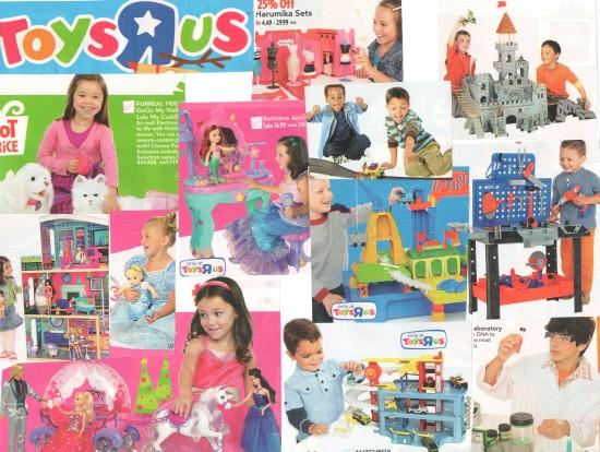 Les Furies: Palmarès des jouets sexistes