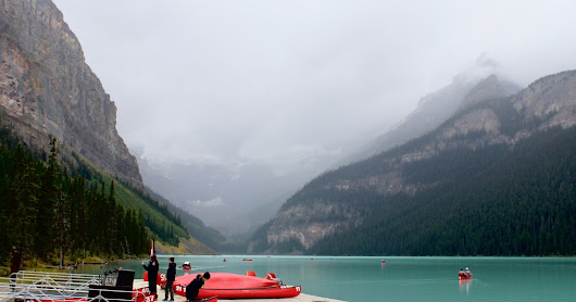 What to do in Banff National Park, Alberta.