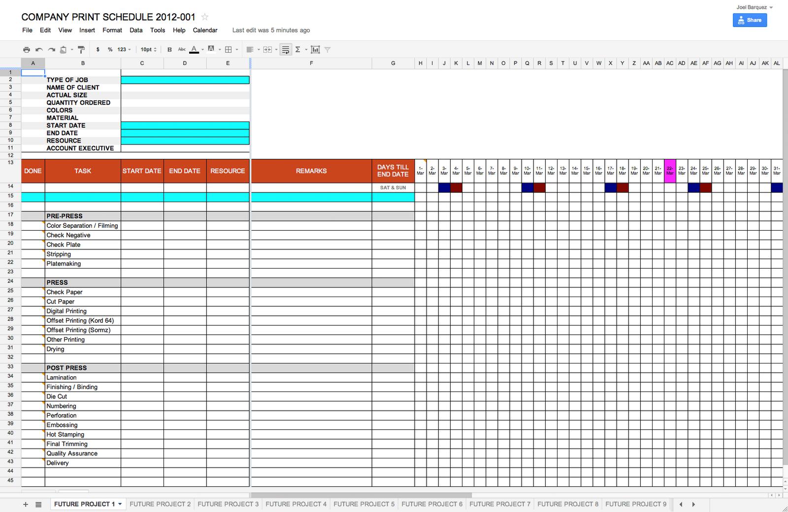 Calendar Template Google Docs Spreadsheet Cover Letter And