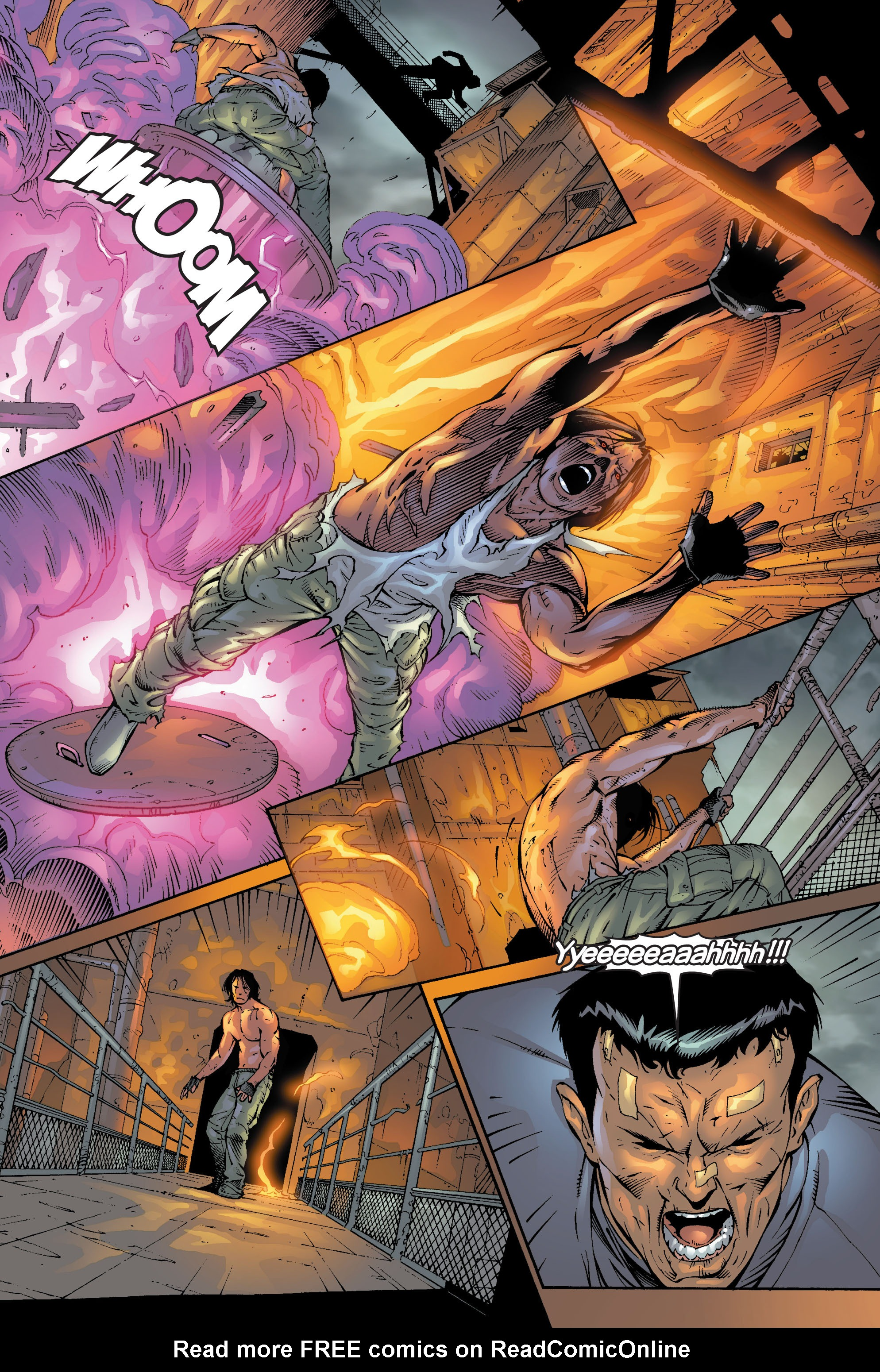 Read online Ultimate X-Men comic -  Issue #14 - 20