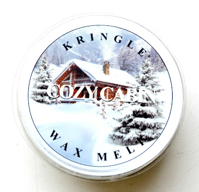 Kringle Candle Wax Melt Cozy Cabin