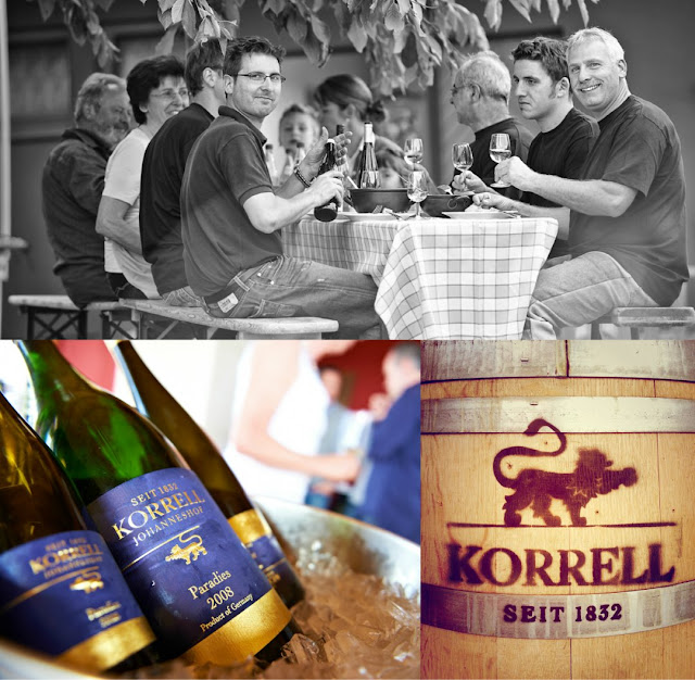 Weingut Korrell Johanneshof an der Nahe