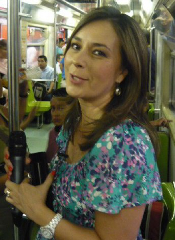 Las Magníficas Imágenes De Bellas Musas Raquel Méndez Avalos La