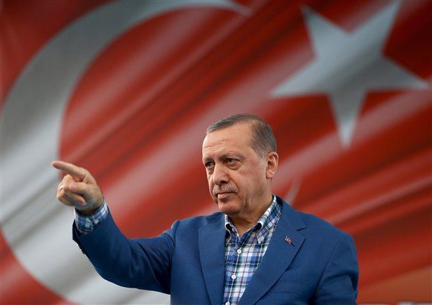 Κόλαφος το Συμβούλιο της Ευρώπης για το Σύνταγμα που θέλει ο Ερντογάν