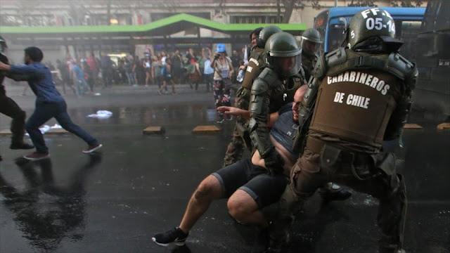Protesta en Chile por decisión del Supremo contra reforma educativa
