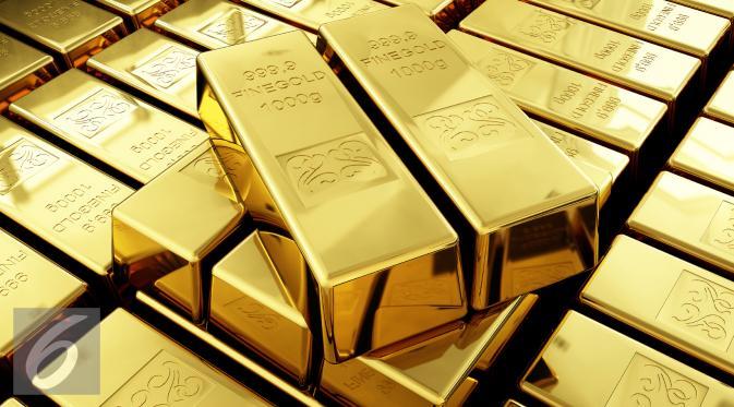 Harga Emas Melambung Ke Level Tertinggi Dalam 15 Bulan Detik