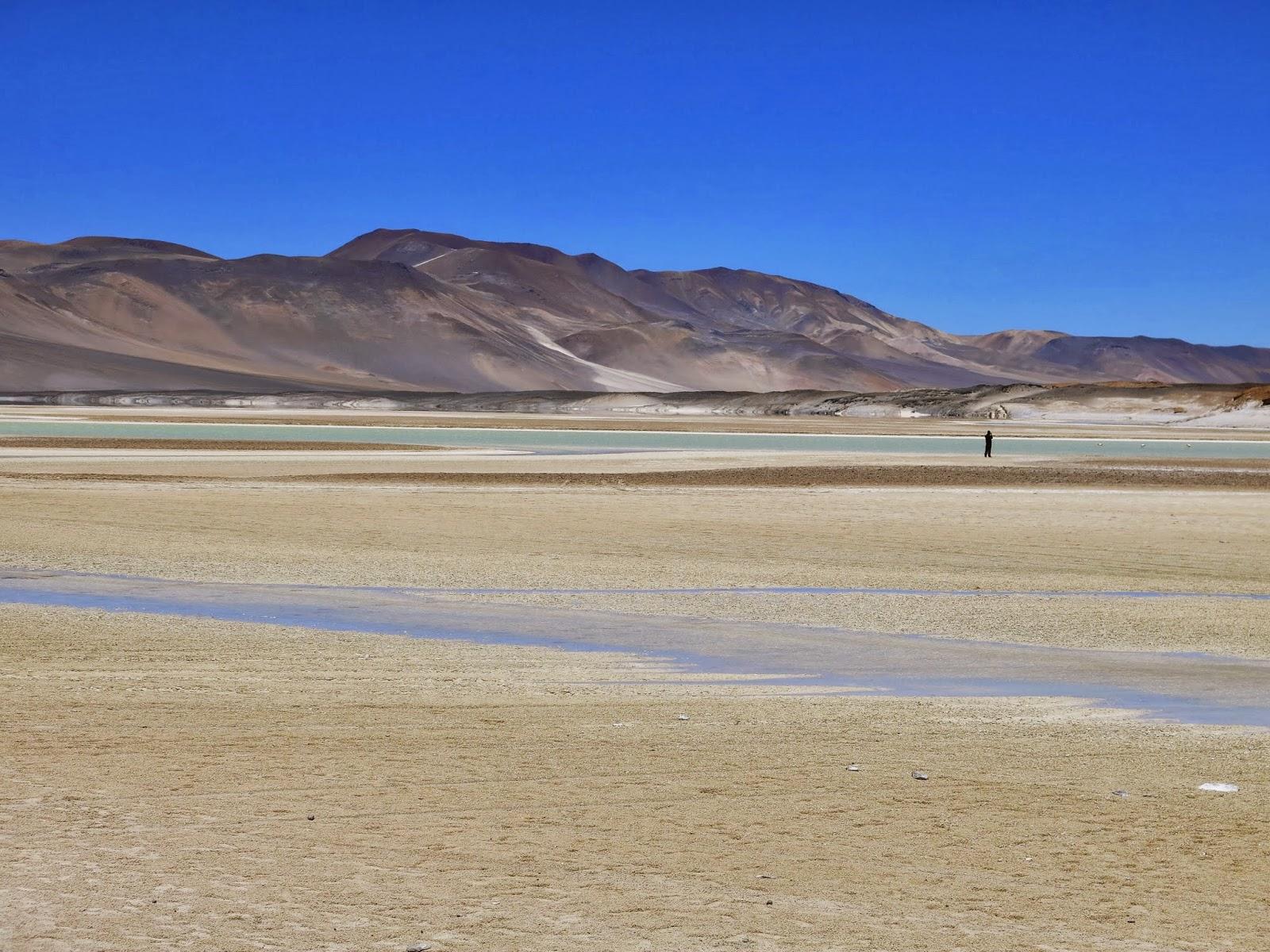 Algumas vezes a gente se sente pequeno diante da grandiosidade da natureza. Explorar  o Deserto do Atacama é um exercício de humildade. Tudo é tão amplo, ... f226a393ec