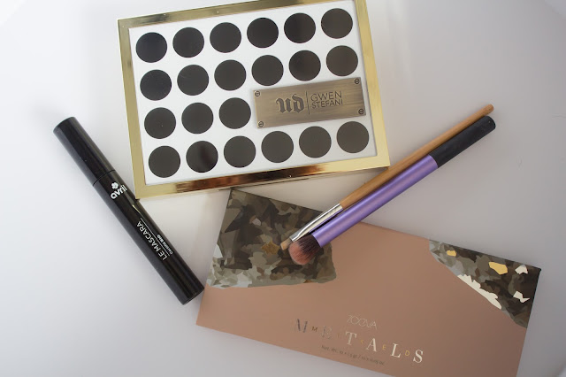 maquillage urban decay zoeva avril cosmetiques