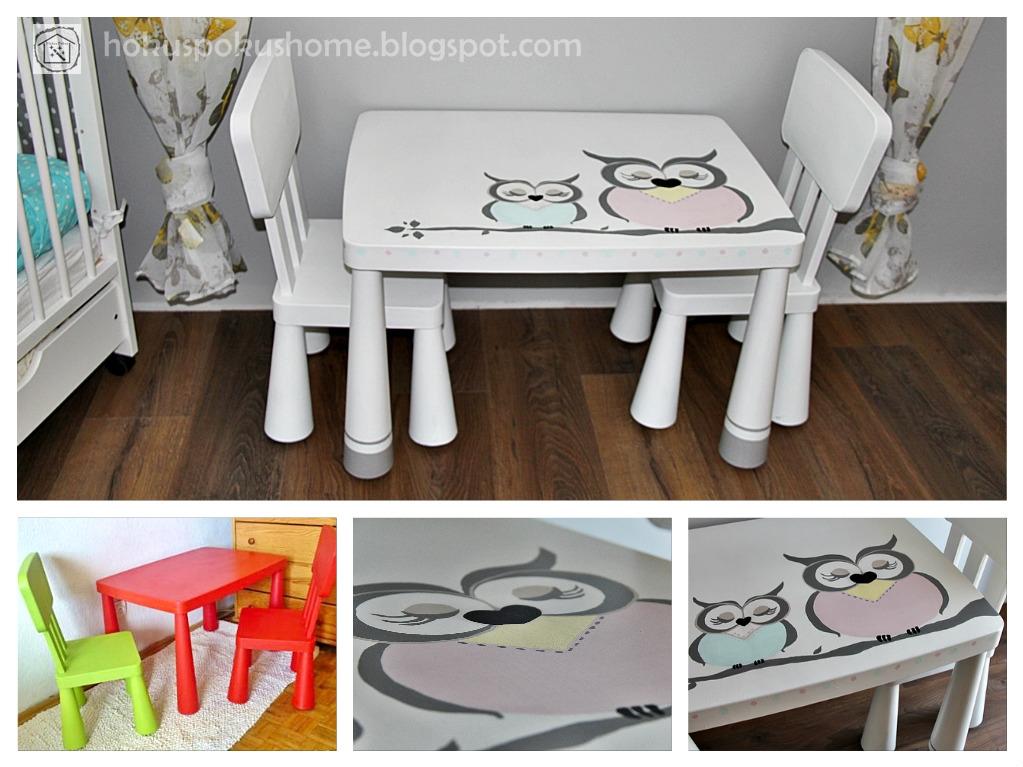 hokus pokus home ikea hack jak przerobi stolik ikea. Black Bedroom Furniture Sets. Home Design Ideas