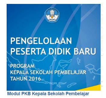 DOWNLOAD Modul PKB Kepala Sekolah Pembelajaran 2017