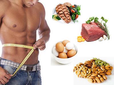 Ăn đúng cách là cách giảm cân nhanh nhất cho nam